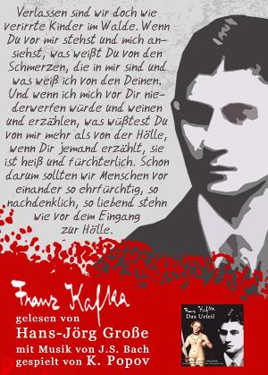 Franz Kafka ~ Das Urteil ~ Postkarte ~ Christian Mantey