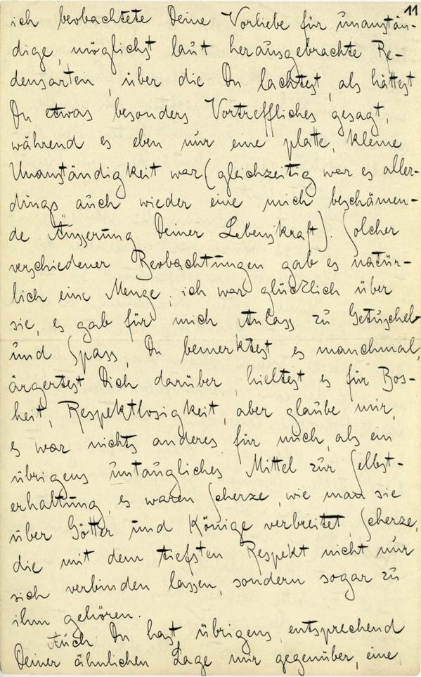Franz Kakfa ~ Brief an den Vater ~ Seite 041