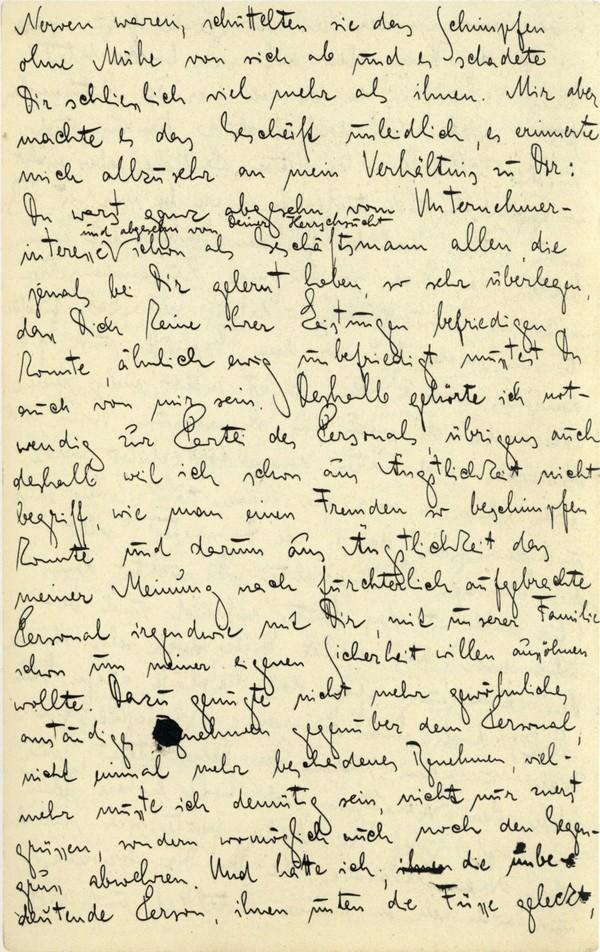 Franz Kakfa ~ Brief an den Vater ~ Seite 051
