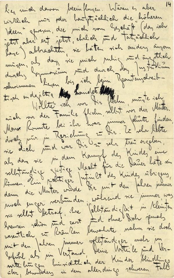 Franz Kakfa ~ Brief an den Vater ~ Seite 053