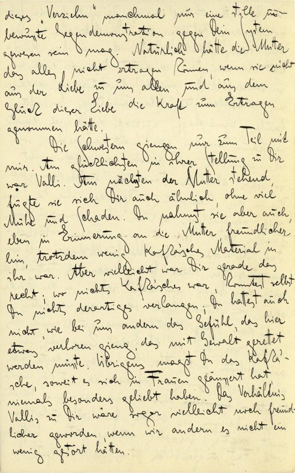 Franz Kakfa ~ Brief an den Vater ~ Seite 055