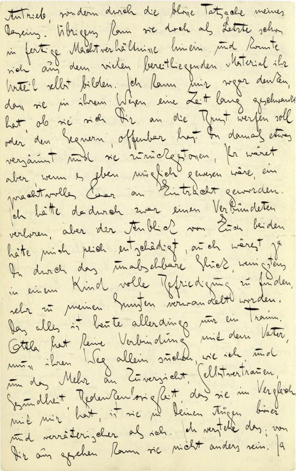 Franz Kakfa ~ Brief an den Vater ~ Seite 059