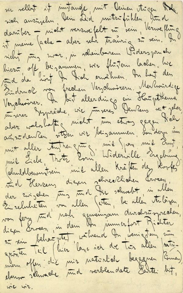 Franz Kakfa ~ Brief an den Vater ~ Seite 060