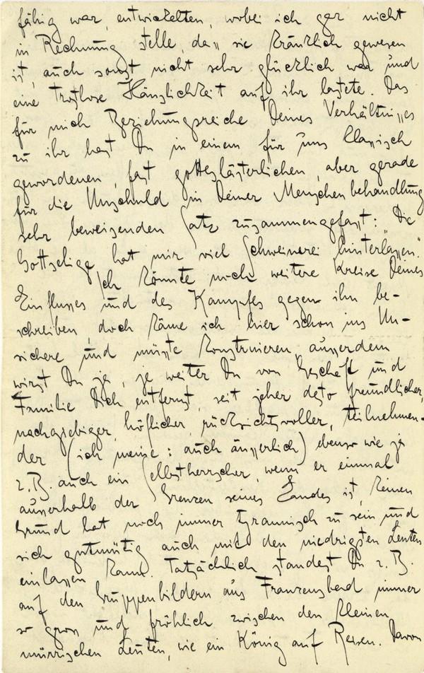 Franz Kakfa ~ Brief an den Vater ~ Seite 062