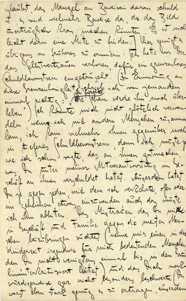 Franz Kakfa ~ Brief an den Vater ~ Seite 064