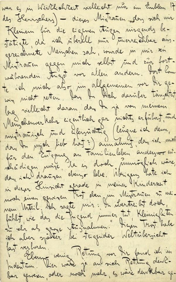 Franz Kakfa ~ Brief an den Vater ~ Seite 065