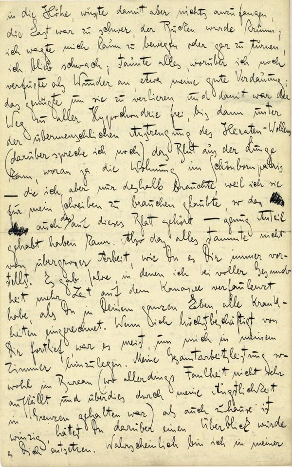 Franz Kakfa ~ Brief an den Vater ~ Seite 076