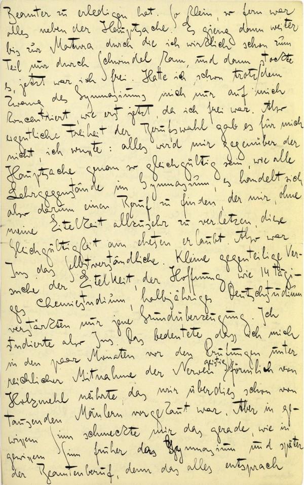 Franz Kakfa ~ Brief an den Vater ~ Seite 079