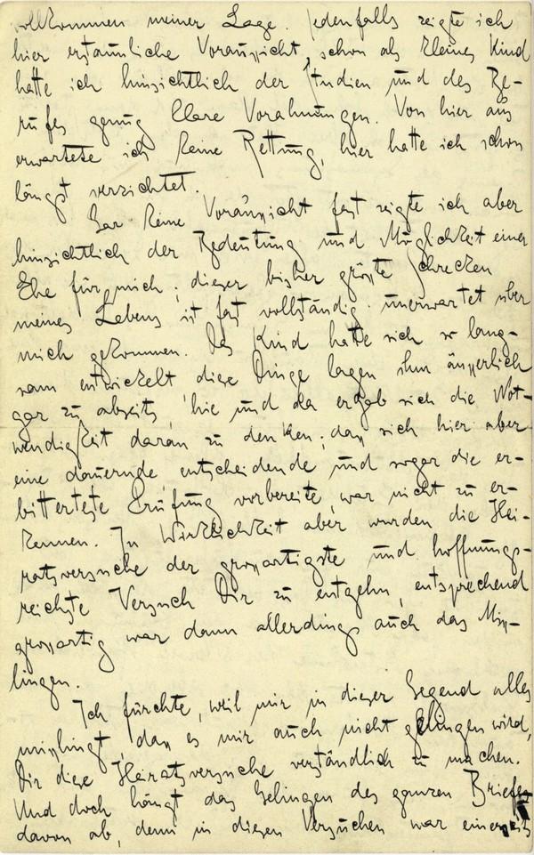Franz Kakfa ~ Brief an den Vater ~ Seite 080