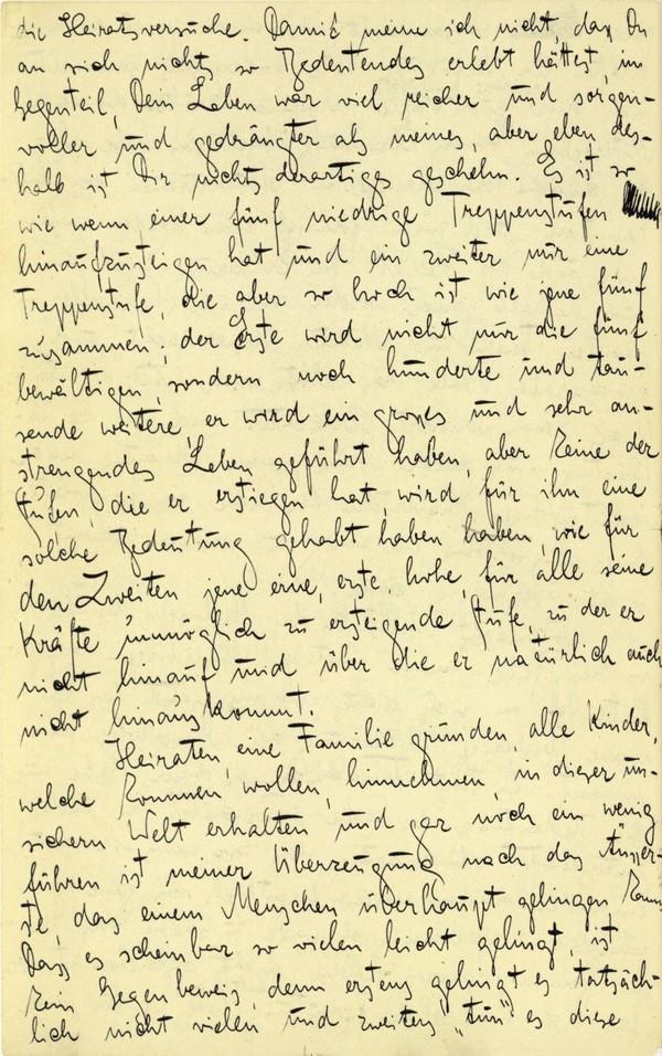 Franz Kakfa ~ Brief an den Vater ~ Seite 082