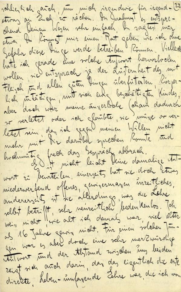 franz-kafka_-_brief-vater_Franz Kakfa ~ Brief an den Vater ~ Seite