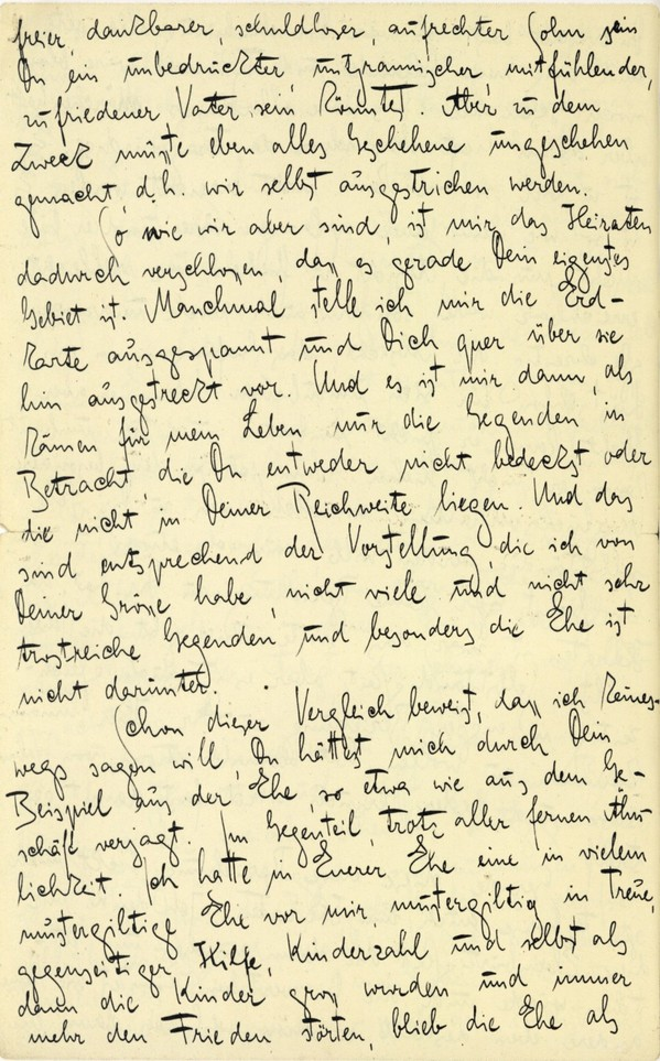 Franz Kakfa ~ Brief an den Vater ~ Seite 094