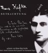 Franz Kafka ~ Betrachtung | Cover: Mantey/Große, 2008