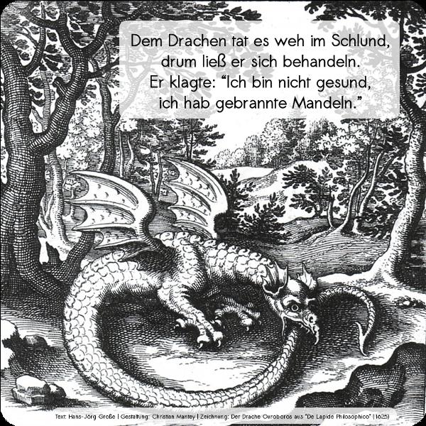 Drachenrachen - Hans-Jörg Große (2014)