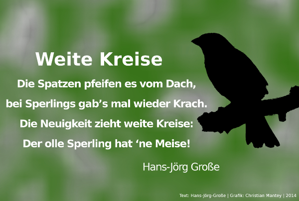 Weite Kreise - Hans-Jörg Große (2014)